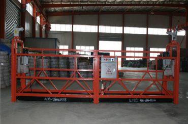 злп1000 8 - 10 м / мин сигурносна платформа Вокинг за изградњу и одржавање зграда