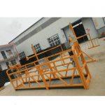 суспендовање радне платформе алуминијумске скеле са ниском ценом