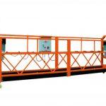2.5мк 3 секције 1000кг суспендована приступна платформа подизна брзина 8-10 м / мин
